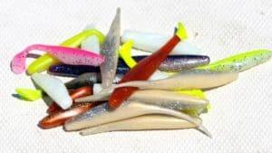 Soft Plastics for fishing