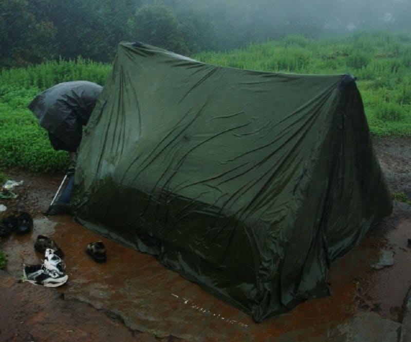 Tips to store wet tent