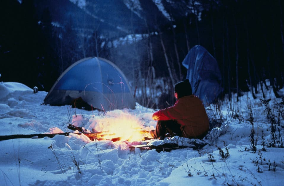 Safe Ways to Stay Warm Inside Your Tent