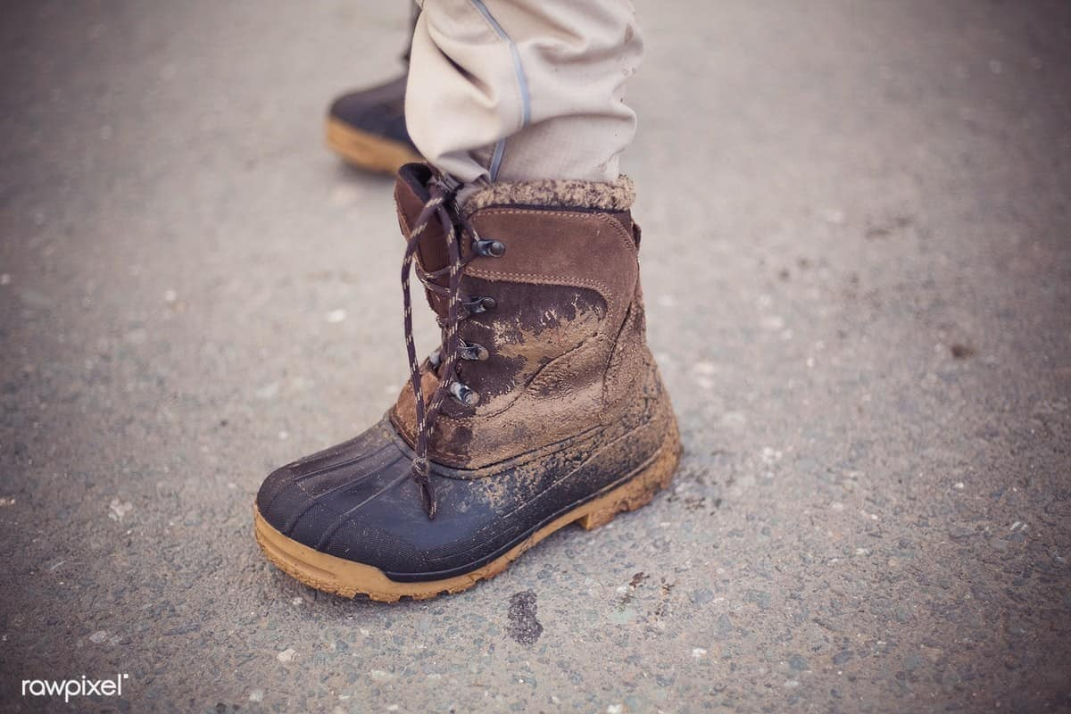 Duck Boots for Hiking