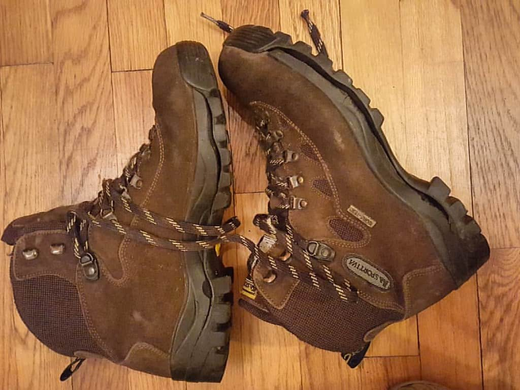 how to fix Hiking Boots and Shoes