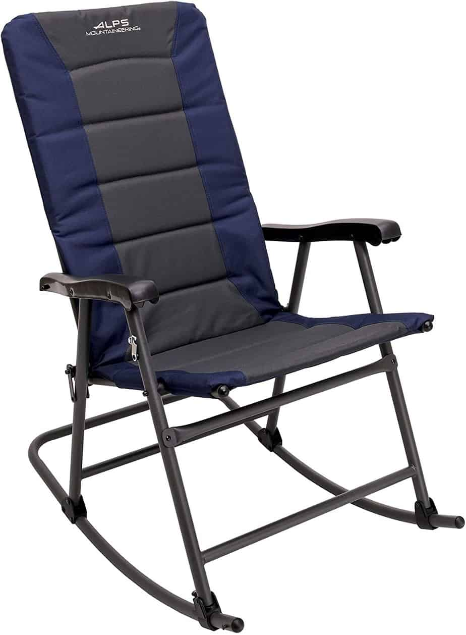 7. ALPS Mountaineering Rocking Chair