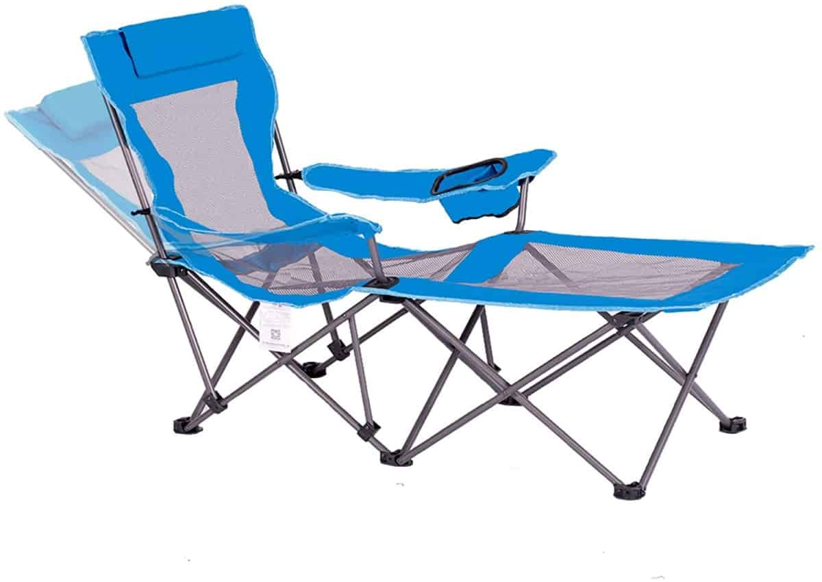 8. Armor Castle Portable Camping Chair