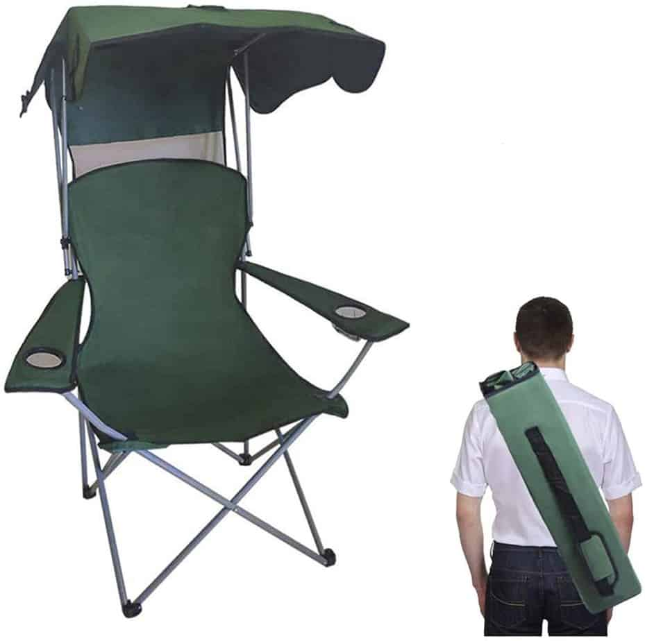 7. BESTHLS Quad Camping Chair