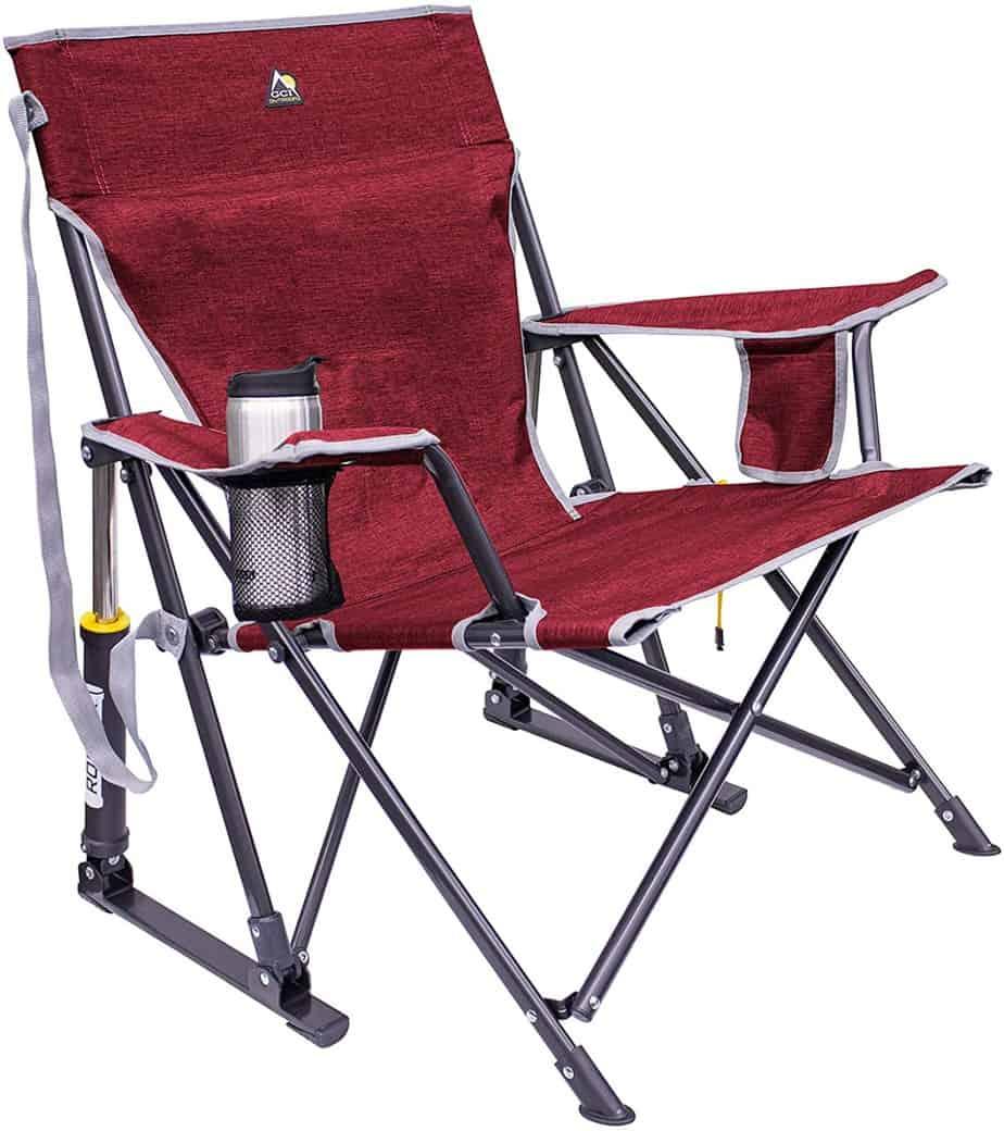 10. GCI KickBack Rocker Chair