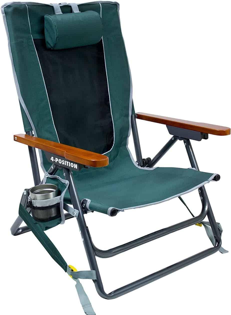 5. GCI Outdoor Wilderness Reclining Chair