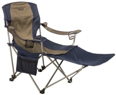 5. Kamp-Rite Outdoor Chair with Removable Footrest