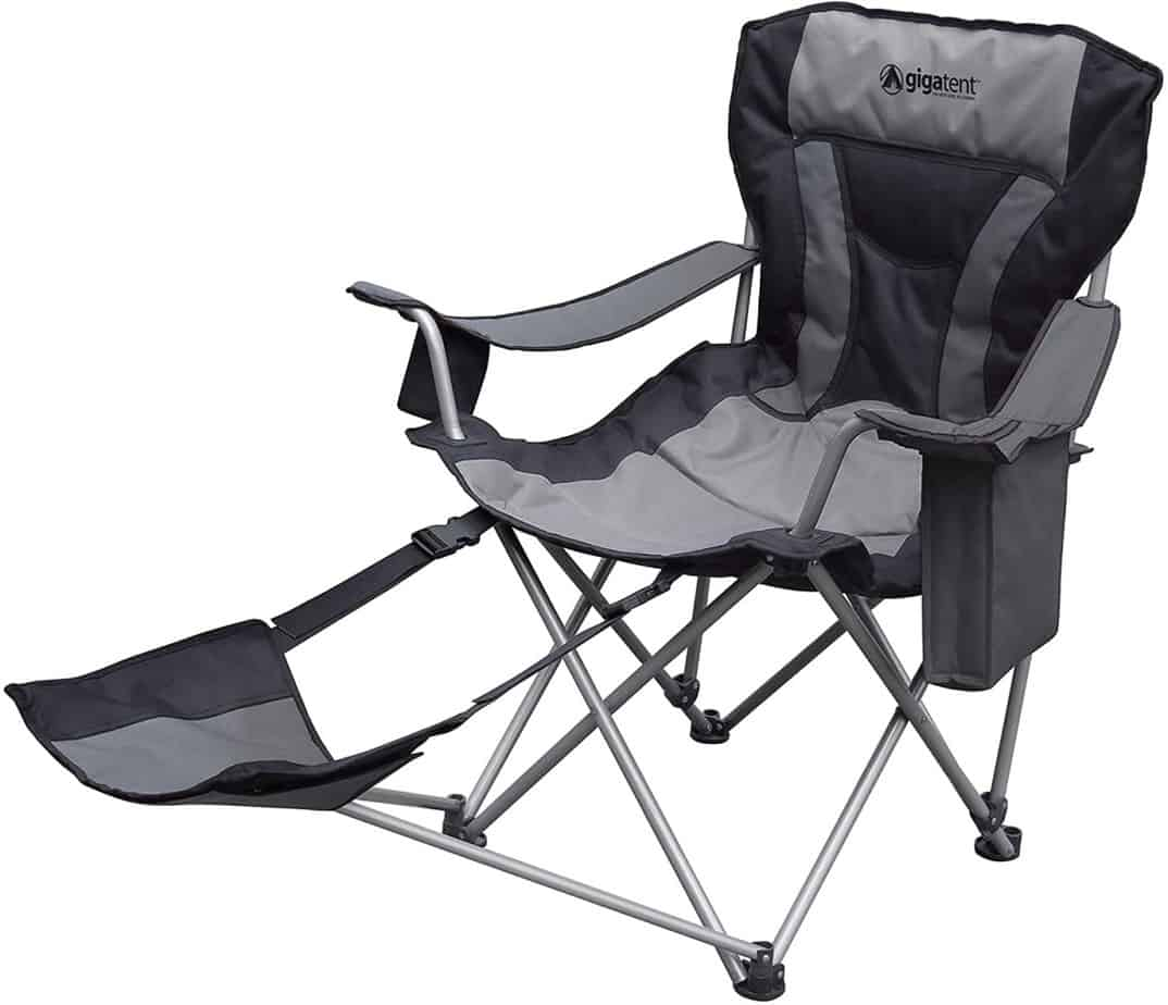 Outdoor Quad Camping Chair by GigaTent